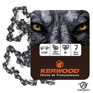 Chaine Kerwood pour HITACHI CS33EB 0,325 1,3 mm 66 maillons – Pièce neuve