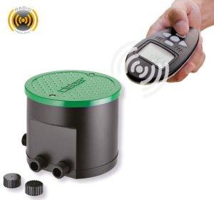 Claber Hydro 4rf 90839+ Télécommande RF + capteur pluie RF