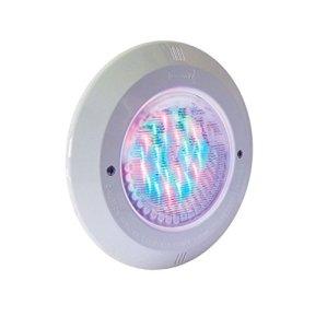 Fluidra 45620–Point de lumière PAR56LED RGB v2. Fixation STD. Enjoliveur INOX