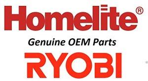 HOMELITE RYOBI 310711154 Véritable réservoir de carburant avec embouts remplace également utilisé sur RIDGID Troy-BILT Echo Powerstroke Workforce BLACKMAX