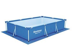 Bestway 58101 Tapis de sol protection piscine