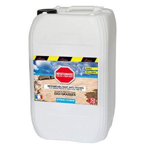 Hydrofuge Imperméabilisant sol terre cuite et tomette anti taches – incolore – 20L (jusqu a 100m²) – ARCANE INDUSTRIES