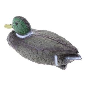 MagiDeal Canard en Plastique Flottant Cygne Oiseau Artificiel Décoration Leurre Chasse Pêche – #2