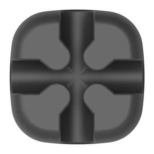LeeMon 5Pcs Organisateur de Bureau Autocollant pour câble de câble de câble