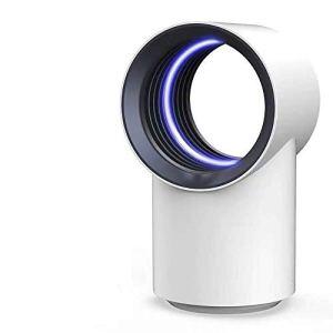 Lumière de moustique à onde lumineuse de 360 degrés, lampe de répulsif anti-moustique physique à la maison de bureau de camping en plein air physique intelligente de photocatalyseur-Lightgr