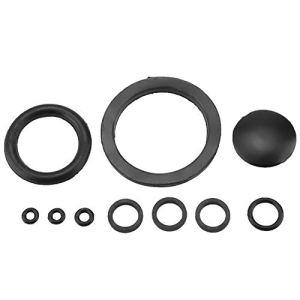 Eastbuy Bague Seal-10pcs / Set Bague d'étanchéité en Caoutchouc Durable utile Accessoires de pulvérisateur Essentiels