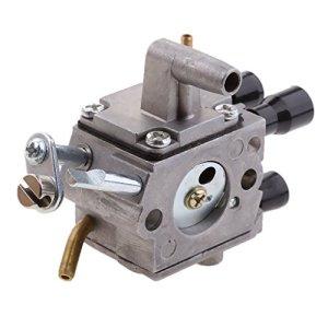 MagiDeal Kit Carburateur Débroussailleuse pour STIHL FS400 FS450 FS480 Zama C1Q-S34H
