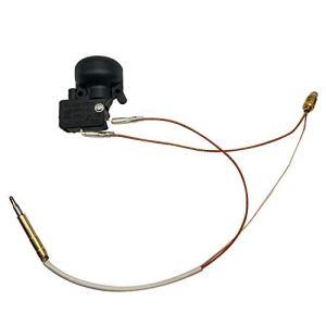 MENSI Kit de réparation pour Chauffage de terrasse au gaz Propane Thermocoupleur et Interrupteur de vidange Kit de sécurité