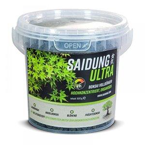 saidung Ultra 500gr.–Engrais organique fixe de bonsaï 63164
