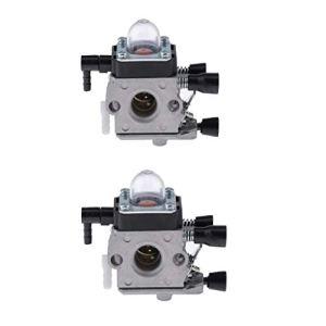 B Blesiya 2pcs Carburateur pour Stihl FS38 FS46 FS75 FS76 FS80