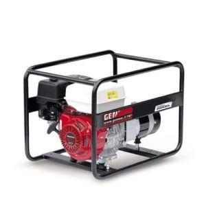 Genmac Clik G5500ho Générateur électrique portable à essence triphasé 4.0 kW