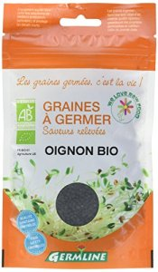 Germ'line Graines Oignon À Germer BIO – 50 G