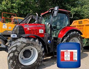 HaTec S203 Nettoyant spécial anti-rouille 10 kg Détartrant pour calcaire, détartrant en béton, détartrant pour machines agricoles.