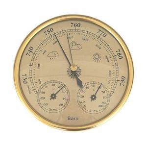 Instrument Baromètre Thermomètre Hygromètre trois en un