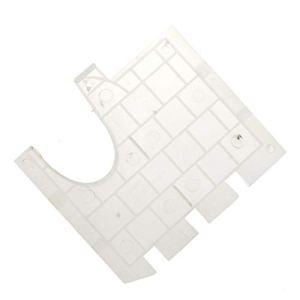Jardiaffaires Plaque Isolante Adaptable tronçonneuse Stihl 020, 020T, MS200 ou MS200T