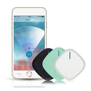 Loskii NB-S2 Mini Bluetooth 4.0 Key Finder Smart Alarme Anti Perte Tracker Selfie Controller