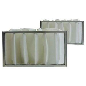 Maico Filtre à air de rechange KF 35(VE2) F. TFP 35, 2x G4Filtre à air pour systèmes d'aération 4012799936855