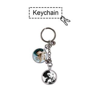 Moiraurs Porte-clés Spirituel Mode K Pop Superm 1St Mini Album Jopping Photo Porte-clés Pendentif Accessoires