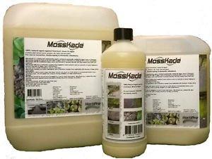 Mosskade Liverwort, mousse et algues filamenteuses 5lt