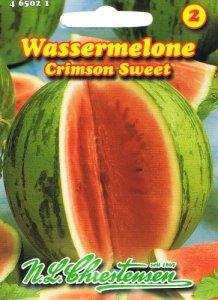 Pastèque Crimson Sweet (portion)