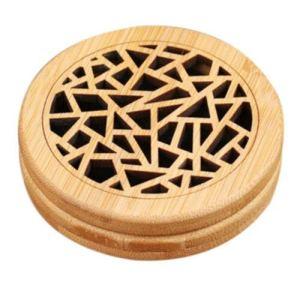 TIREOW Brûleur d'encens – Support de brûleur de sculpture creuse Bobine d'encensoir pour décoration d'intérieur (A)