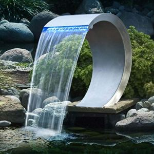 Ubbink BioPure 2000 Basic Mamba LED Waterval 30 cm