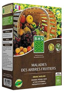 Willemse France 018280 Anti-Maladies des Arbres fruitiers, Multicolore, 19 x 19 x 22 cm