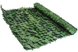 Balcon artificiel de haie – clôture – garde-corps – rouleau de jardin 1.5x3mt (4.5sqm)