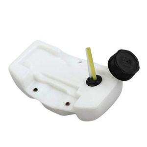 Fenteer Réservoir Carburant Essence Remplacement pour Tondeuse, Blanc – 34 réservoir de carburant