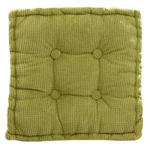 HotYou Galette de Chaise,Coussin de Chaise Chaise pour Salon et Chaise de Jardin, Épais et Confortable,Vert,40 * 40 CM