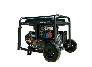 Hyundai Hy9000Lek-3 (Triphas) – Générateur essence série pro 3000 tr/min