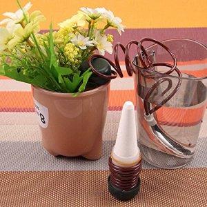 MMRM Mini Pot de Fleur Abreuvoirs Automatique Irrigation Goutte à Goutte Système d'Arrosage