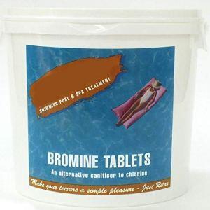 Pastilles de Brome Durable pour Piscine et Spa
