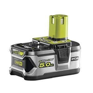 Ryobi RB18L50 ONE+ Batterie au lithium 5Ah 18V – Multicolore
