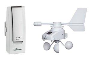 TFA Dostmann Weatherhub Starter 6 avec anémomètre solaire TFA 31.4006.02