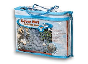 VT filet de protection pour bassin d'agrément, Cover Net 6 x 3 m, 148041
