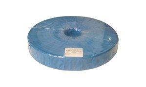 Benzara FDH300 PVC Lay-Flat Water Discharge Hose x 300Ft, 3 Inch Diameter, Blue