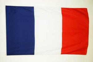 DRAPEAU FRANCE 90x60cm – DRAPEAU FRANÇAIS 60 x 90 cm – DRAPEAUX – AZ FLAG
