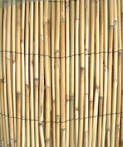 ESPRIT JARDIN Lot DE 4 CANISSES PAILLON Pele – 2M x 5M