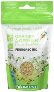 Germ'Line Graines Fenugrec à Germer 150 g – Lot de 3