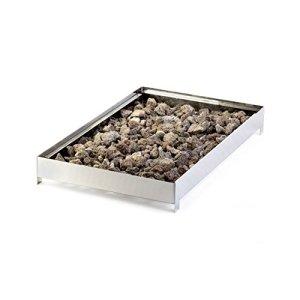 HENDI Kit pierres de lave Green Fire