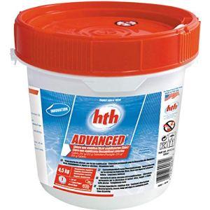 Hth Advanced 4,5 kg – Chlore Non stabilisé en Galets de 255g
