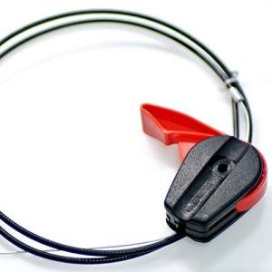 JRL – Manette d'accélération universelle pour tondeuse à gazon 165cm