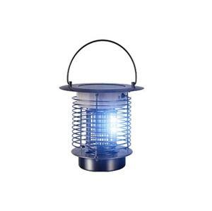 OOFAY Lampes solaires moustiquaires, jardins extérieurs, cours, camping, assassins moustiques, lampes d'éclairage palmiers imperméables