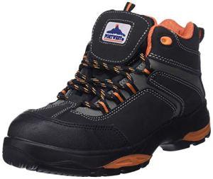 Portwest FC60 Operis Paire de chaussures montantes S3 Pointure 37, 37, noir