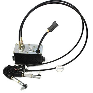 sinocmp Excavatrice Stepper moteur gouverneur d'accélérateur 247–5231pour Caterpillar 312B 320B avec double câble