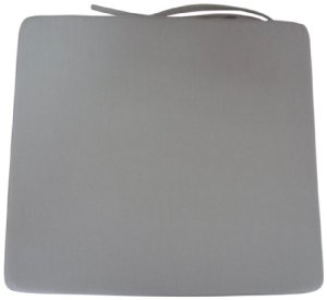 Sunbrella Adirondack Coussin de chaise Silver grey