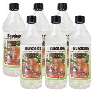 – SUPER pack bio-huile de dr. burchard sans pétrole – 1 l de 6 bouteilles-livraison gratuite