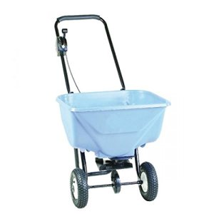 WINTER 2040PI SALT SPREADER RED