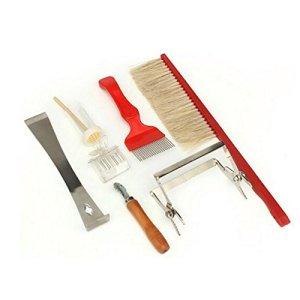 AmgateEu 7 pièces Apiculture Tool Set